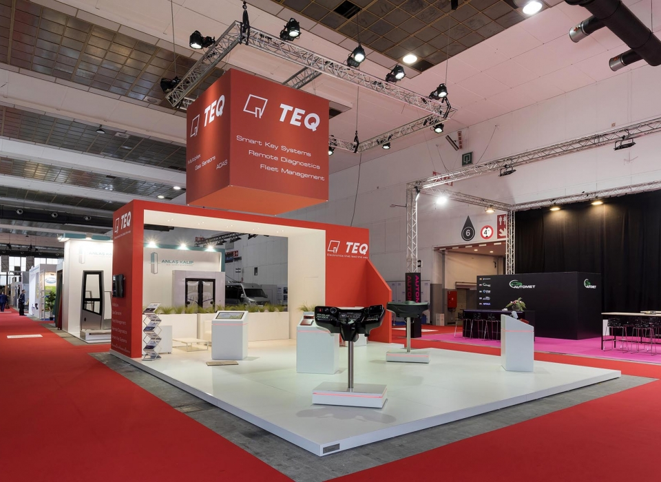 TEQ - Busworld 2019